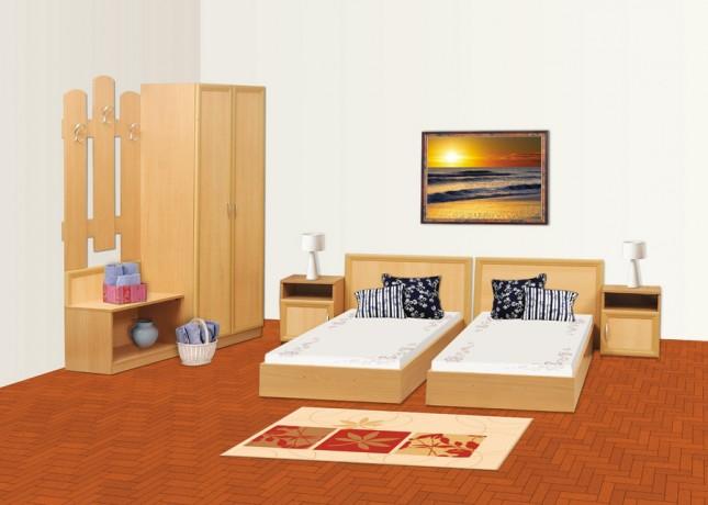 Хотелско обзавеждане на мебелна фирма Ларди - гр. Пазарджик